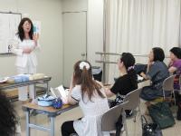 定期教室講義風景 大阪産経 0291